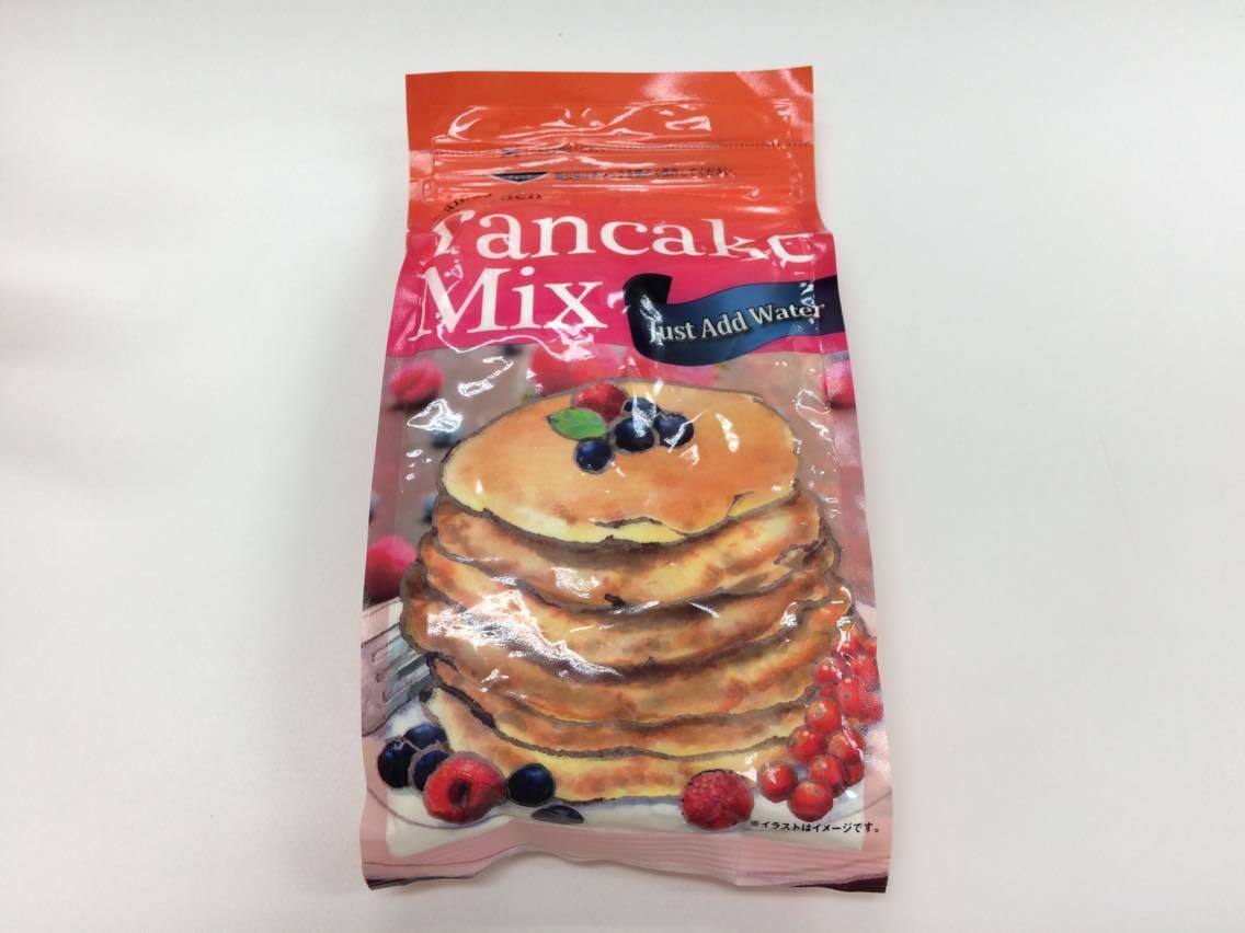おすすめパンケーキミックスおうちの買い方相談室