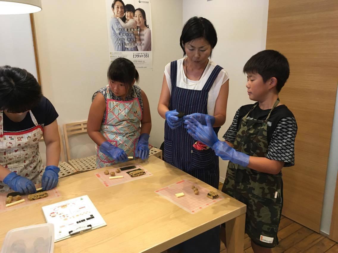 石井先生デコ寿司おうちの買い方相談室