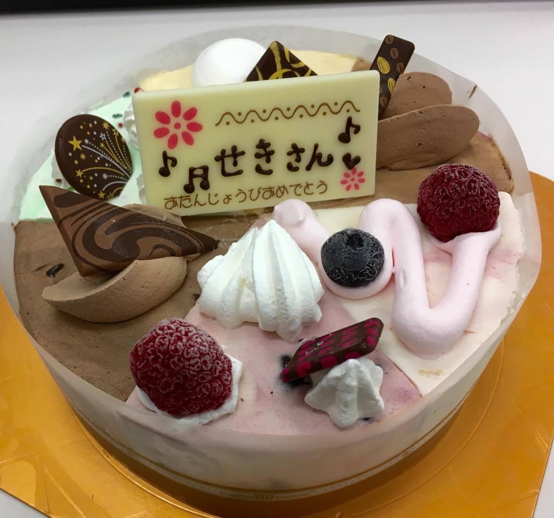 スタッフ誕生日ケーキおうちの買い方相談室