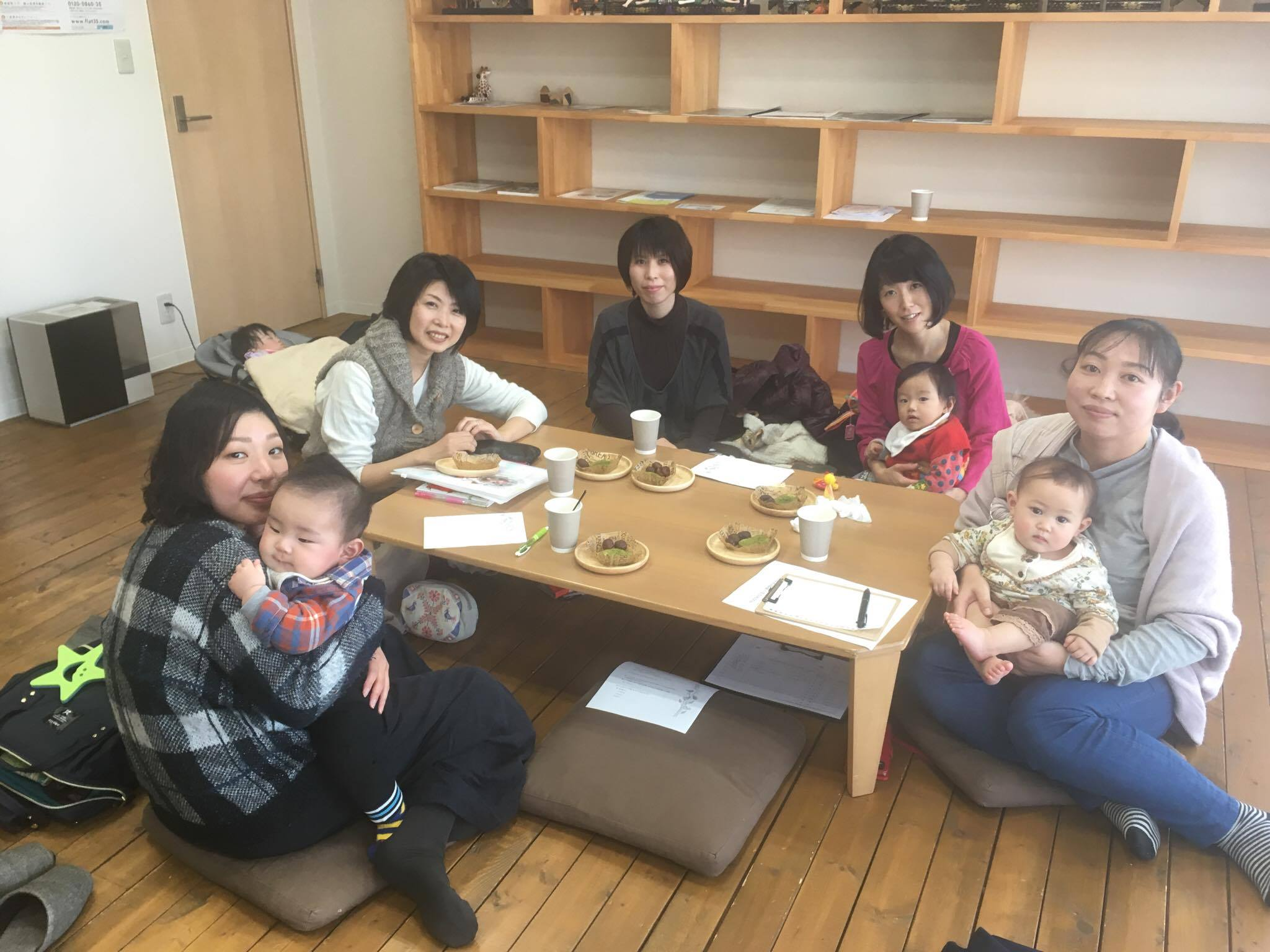 2月開催mothers会inおうちの買い方相談室